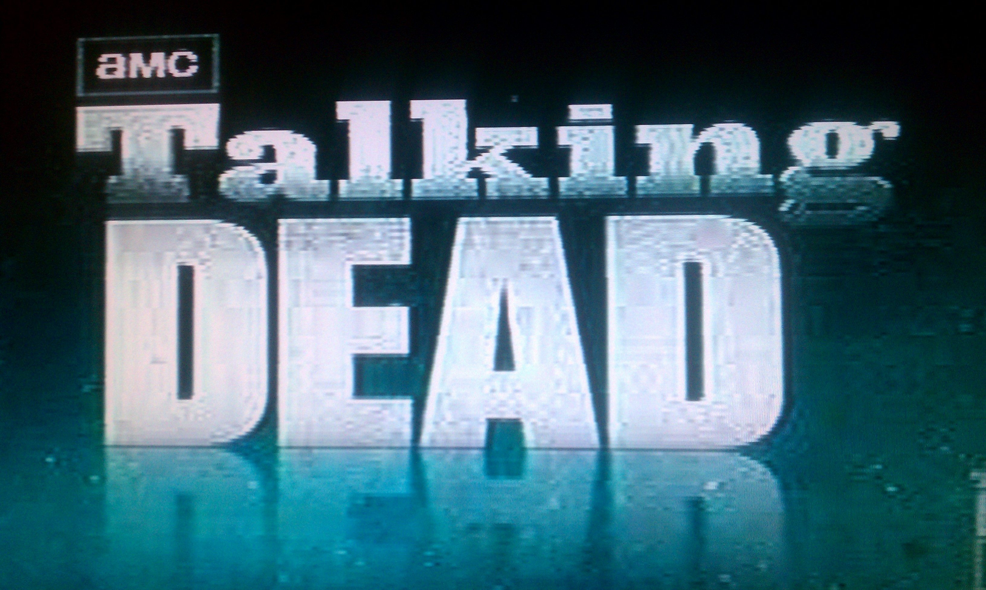 Reviewing AMC's Talking Dead - ZombiesInMyBlog.com