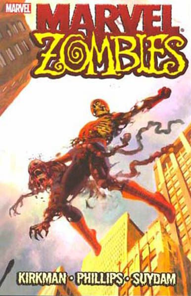 Marvel Zombies in ZombiesInMyBlog.com