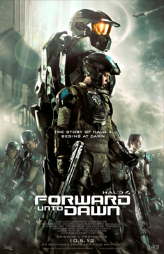 Forward Unto Dawn in My Zombies Blog