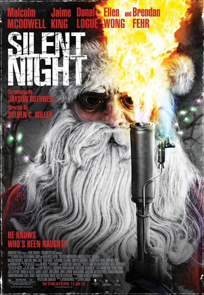 Silent Night in My Zombies Blog