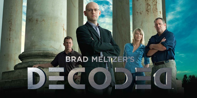Brad Meltzer's Decoded in My Zombies Blog