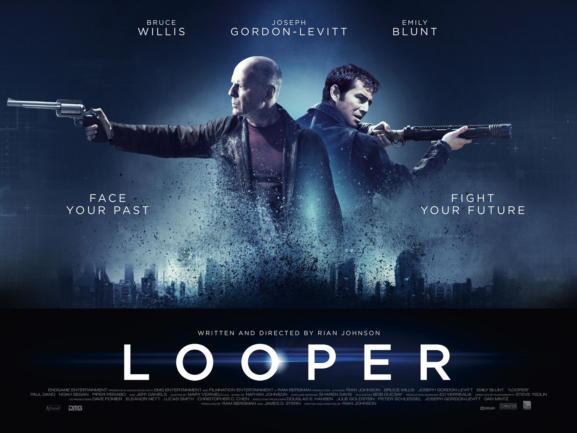 Looper in My Zombies Blog