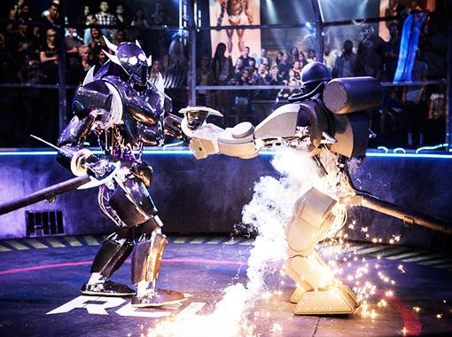 Robot Combat League in My Zombies Blog