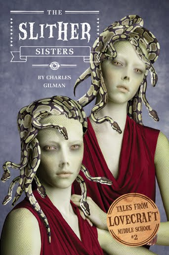 Lovecraft Middle School Slither Sisters in My Zombies Blog