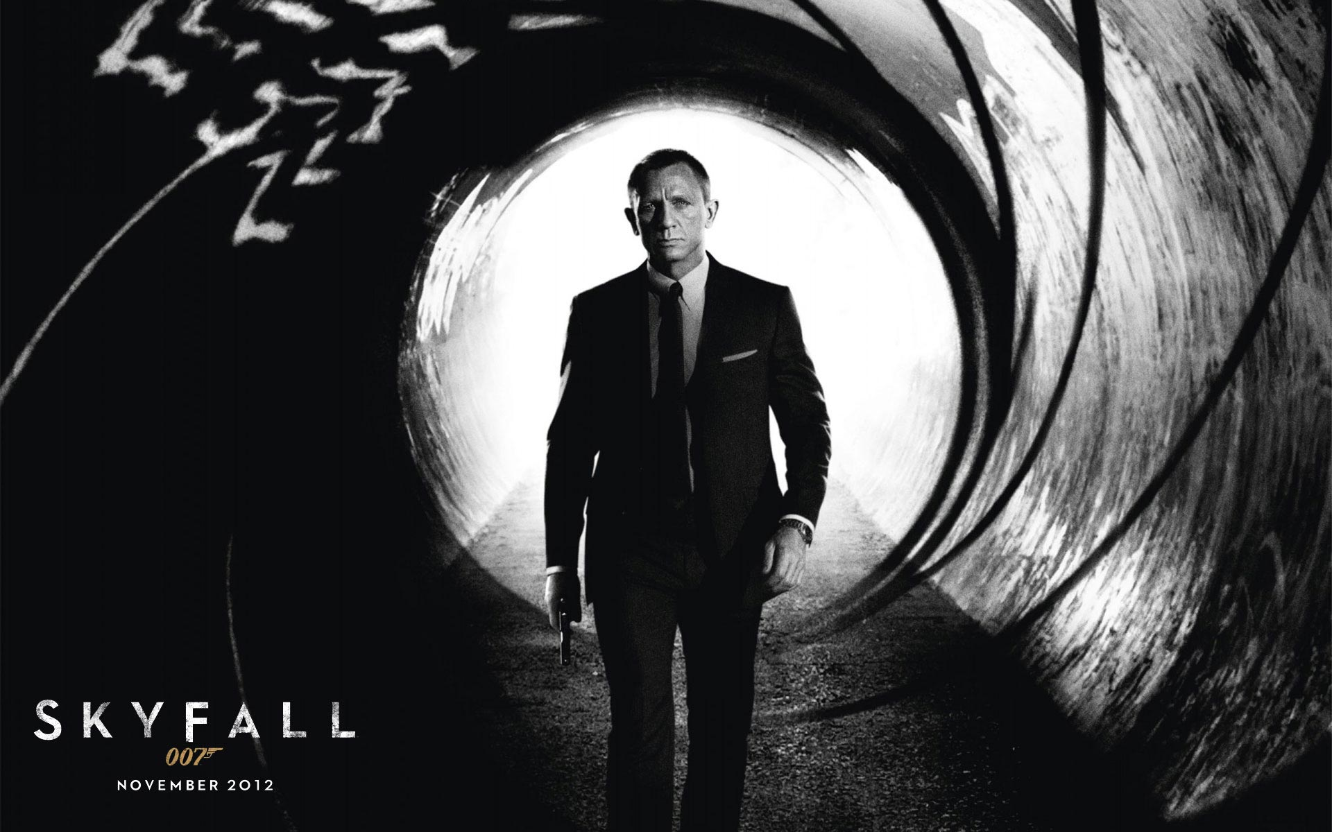 Skyfall in My Zombies Blog
