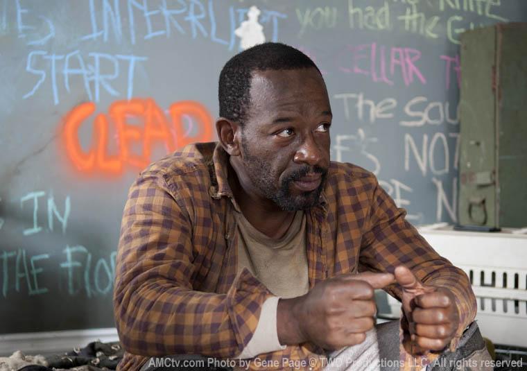 Morgan's Brief Return Zombies In My Blog