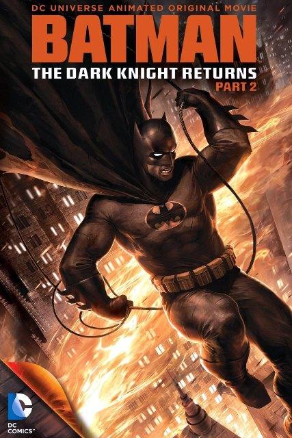 The Dark Knight Returns Part 2 in My Zombies Blog