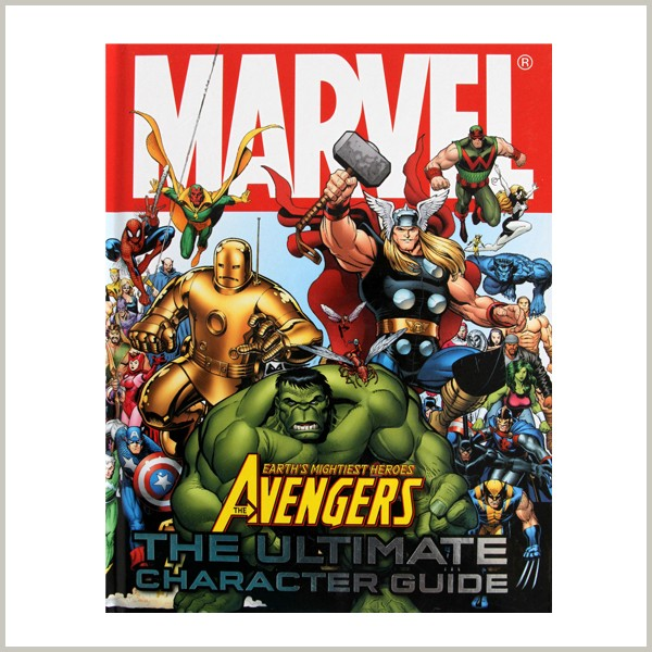 Marvel Avengers Ultimate Character Guide In My Zombies Blog