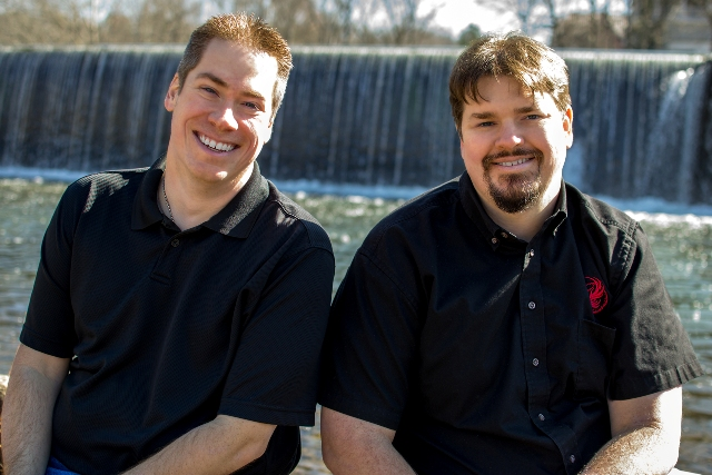 APF Tim & Steve