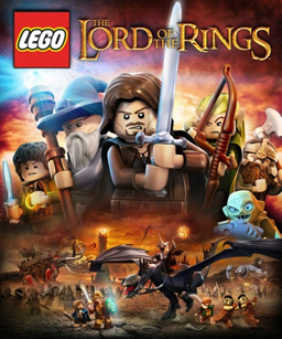 LEGO Lord of the Rings in My Zombies Blog