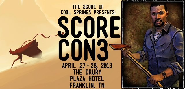 Score Con 3 In My Zombies Blog