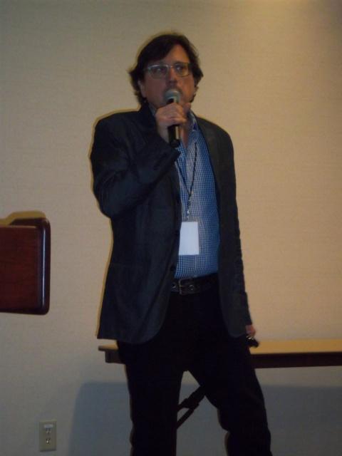 Erik Huey in My Zombies Blog