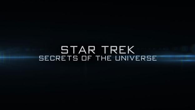 Star Trek Secrets of the Universe