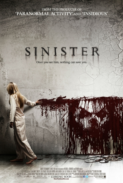 Sinister in My Zombies Blog