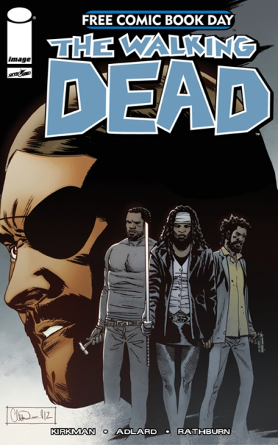 Free Comic Book Day: The Walking Dead