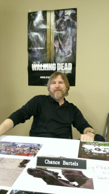 Chance Bartels in My Zombies Blog