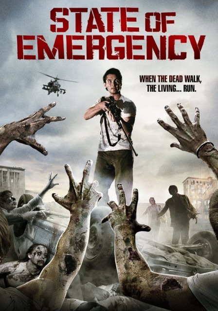 State of Emergency in My Zombies Blog