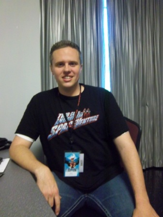 Chris Pope of Guys From Andromeda