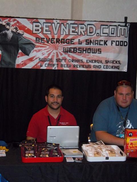 BevNerd booth at Alabama Phoenix Festival