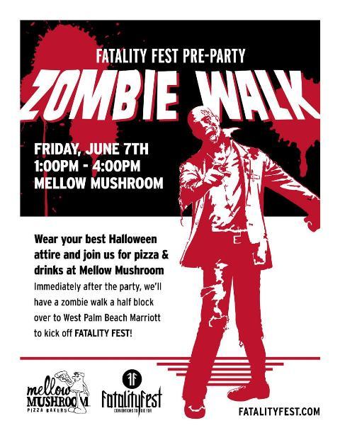 Fatality Fest Zombie Walk