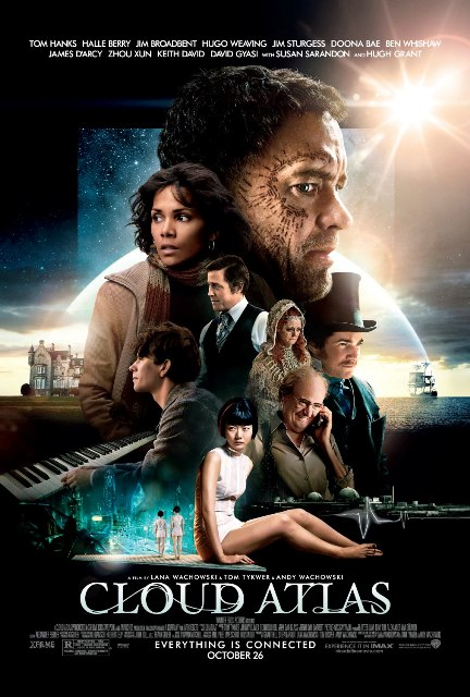 Cloud Atlas in My Zombies Blog