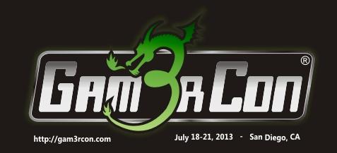 Gam3rcon Logo