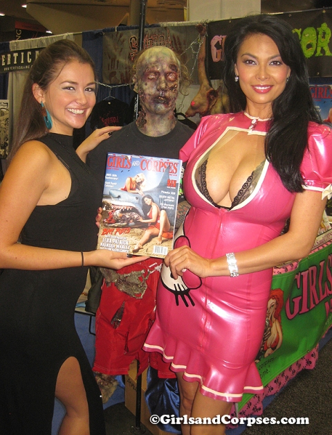 Allie Haze and Tera Patrick