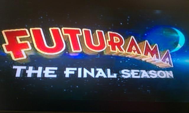 The Final Season of Futurama
