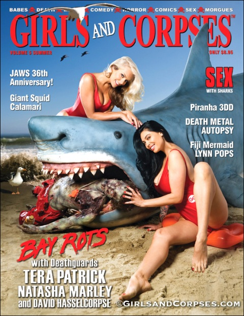 Tera Patrick and Natasha Marley in Bay Rots