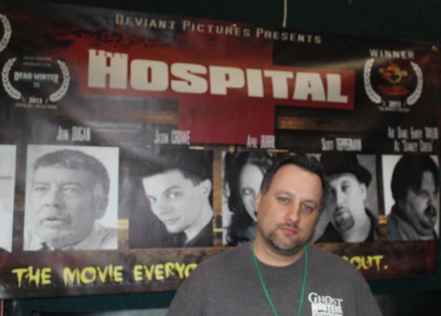 The Hospital's Scott Tepperman