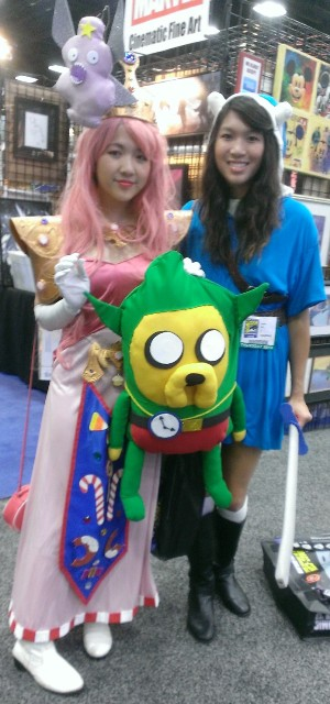 Adventure Time @ SDCC