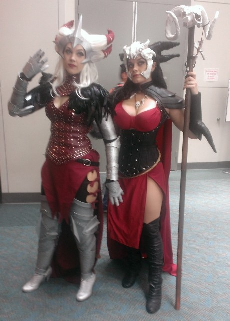 Fantasy Girls @ SDCC
