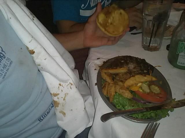 Garbage Burger Leftovers