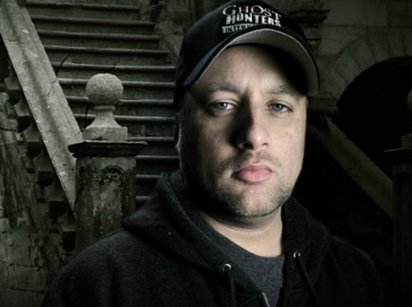 Scott Tepperman Ghost Hunters