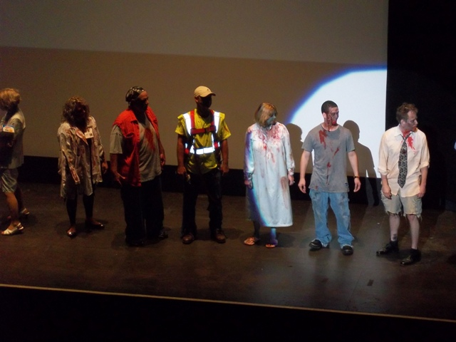 Zombieland Costume Contest 1