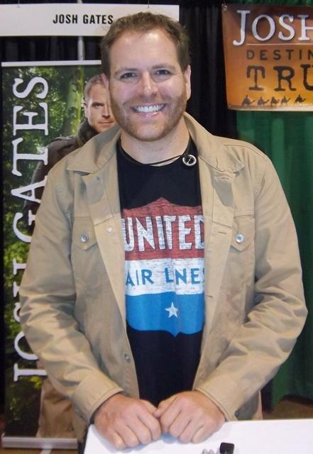 Josh Gates