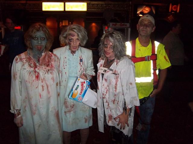 Zombieland costume contest 2