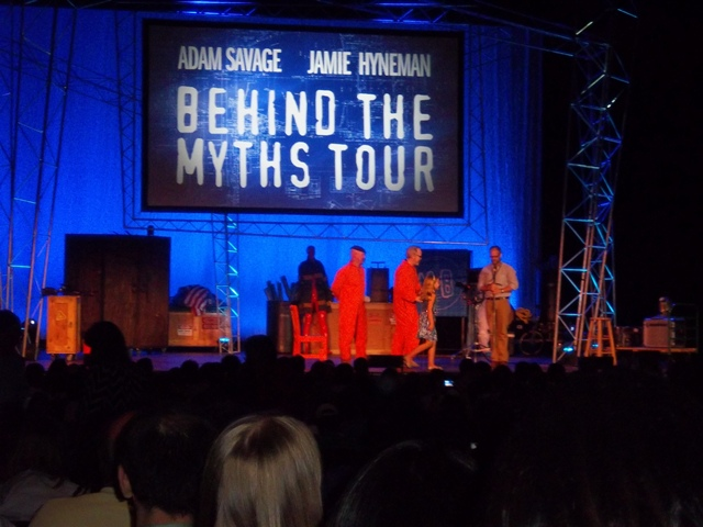 Mythbusters: Behing the Myths Tour