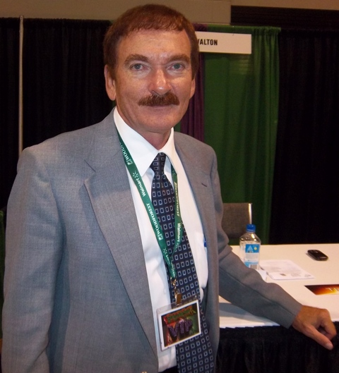 Travis Walton at ScareFest