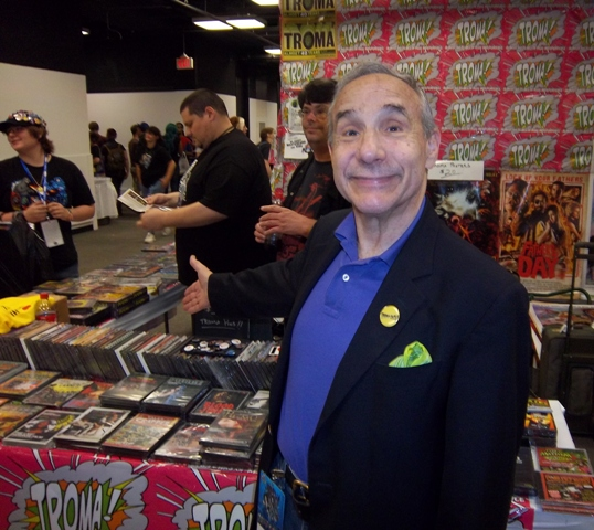 Troma Entertainment President Lloyd Kaufman