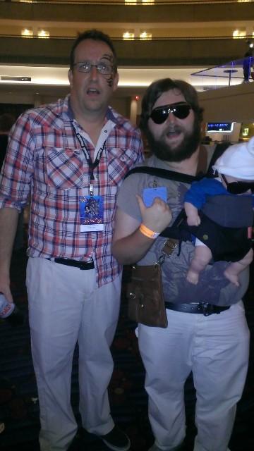 The Hangover @ Dragon Con 2013
