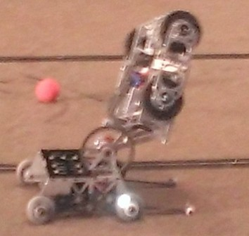 Dragon Con 2013 Robot Battles