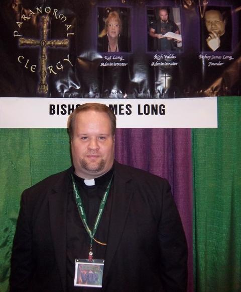 Bishop James Long