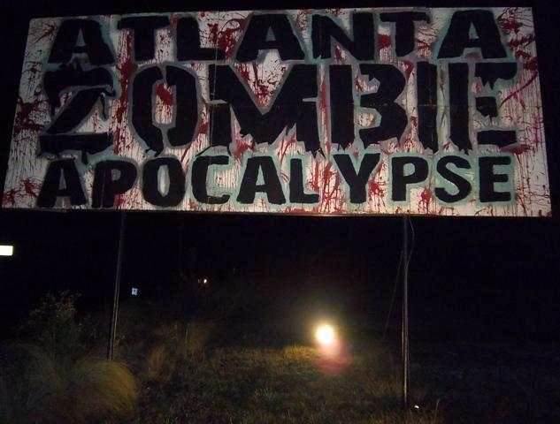 Atlanta Zombie Apocalypse