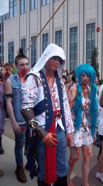 Nashville Zombie Walk
