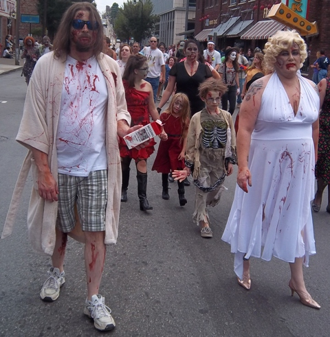 Zombies In My Blog