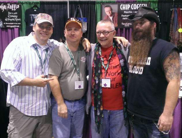 Deep South Paranormal + Chip Coffey