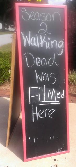 Walking Dead Locations