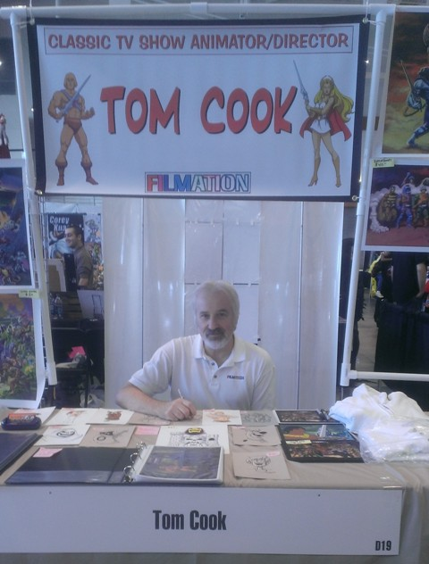 Tom Cook