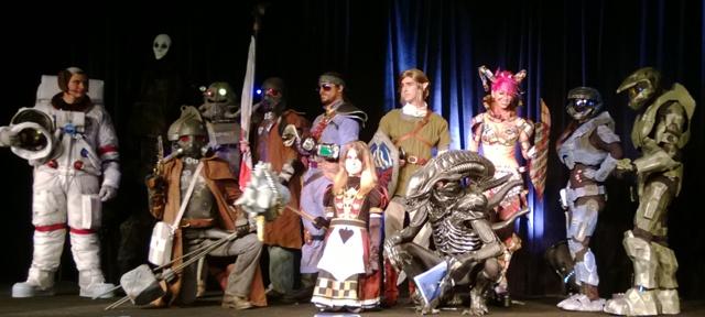 GMX 2013 Costume Contest